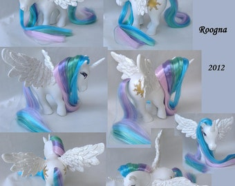 Custom My Little Pony Princess Celestia Totsy