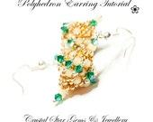 Polyhedron Earring Tutorial