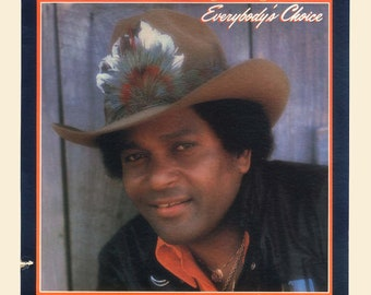 Charley Pride - Charley Sings Everybody's Choice, Vintage Vinyl Record Album 1982 RCA LP