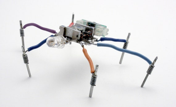 PCBugs - Adopt an Upcycled Electronic Friend Today