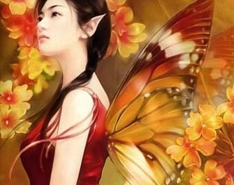 Butterfly Wings - Cross stitch pattern pdf format