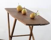 Small Ironing Board / Vintage Wood Ironing Board