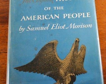 Vintage Book, The Oxford History of the American People