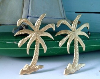Polynesian Palms  (2 pc)