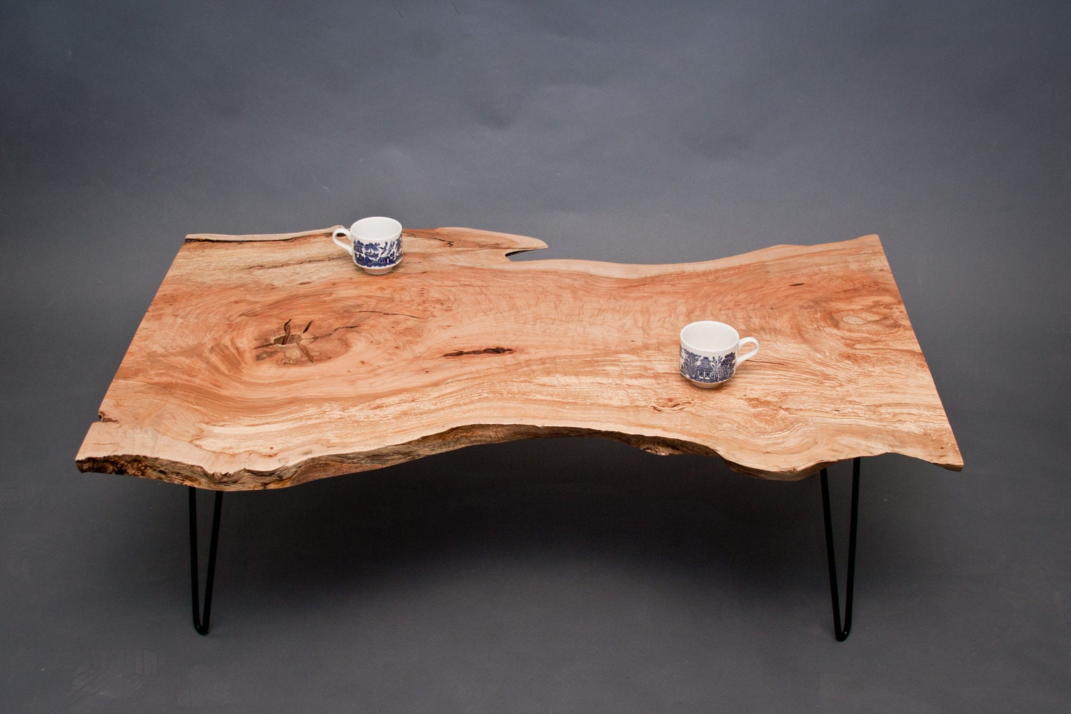 Calvin Maple Coffee Table Reclaimed Live