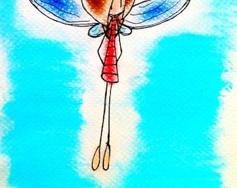 blue sky fairy