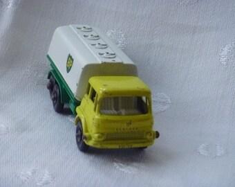 Matchbox Toy Truck Lesney Series No 25 Petrol Tanker BP