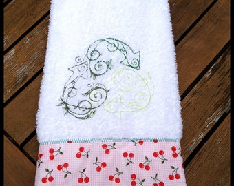 Recycle hand towel