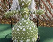 Winter Forest Goddess Doll