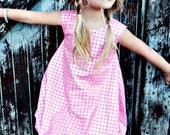 Girls Pink Princess Dress