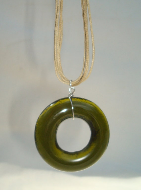 Wine Bottle Necklace Green Gifts Wine Gifts