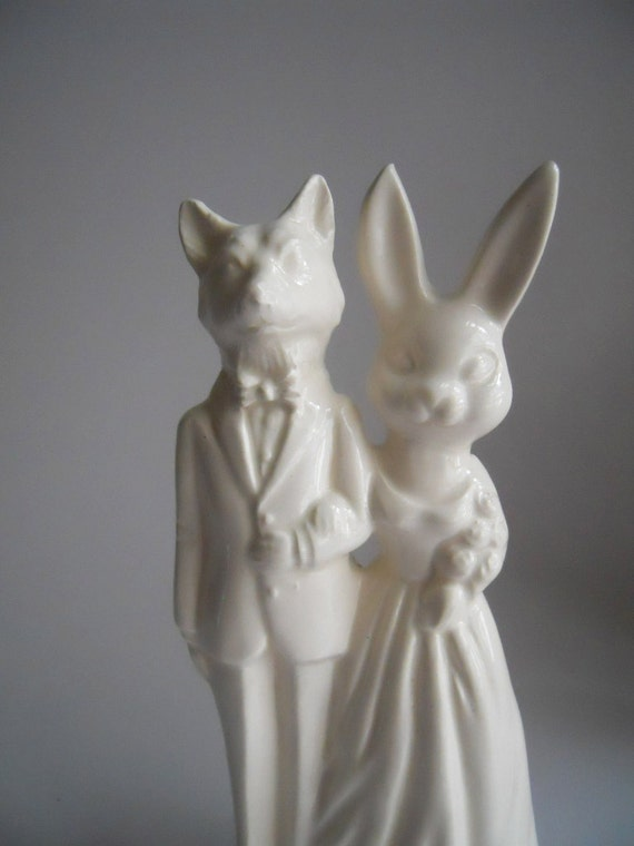 Fox Husband and Bunny Bride