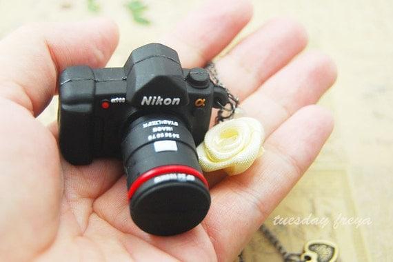 8gb Usb Flash Drive A Mini Dslr Camera By Tuesdaysandfridays