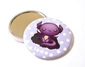 Kawaii Cute Dragon - Pocket Mirror
