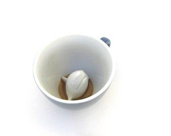 Shark Mug by Creature Cups