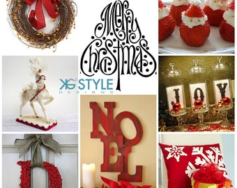 Holiday Event Inspiration Board