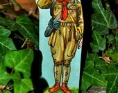 1910 to 1915 Antique Boy Scout made by Mcloughlin Brothers