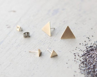 the Isosceles Triangle studs