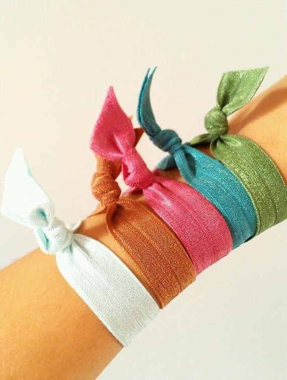 Stretch Elastic Pony Tail Hair ties