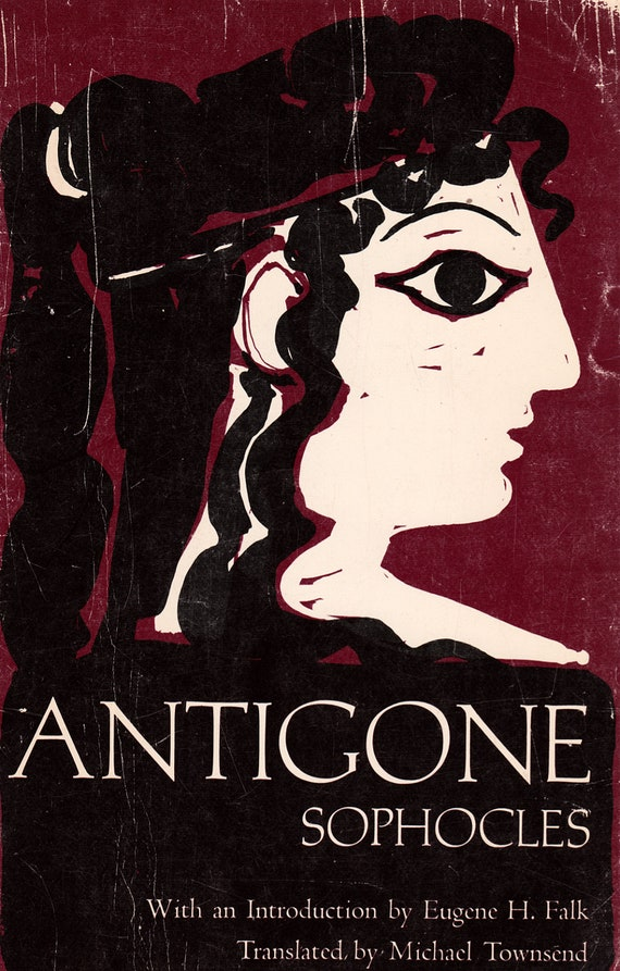 Antigone by Sophocles by ElwoodAndEloise on Etsy