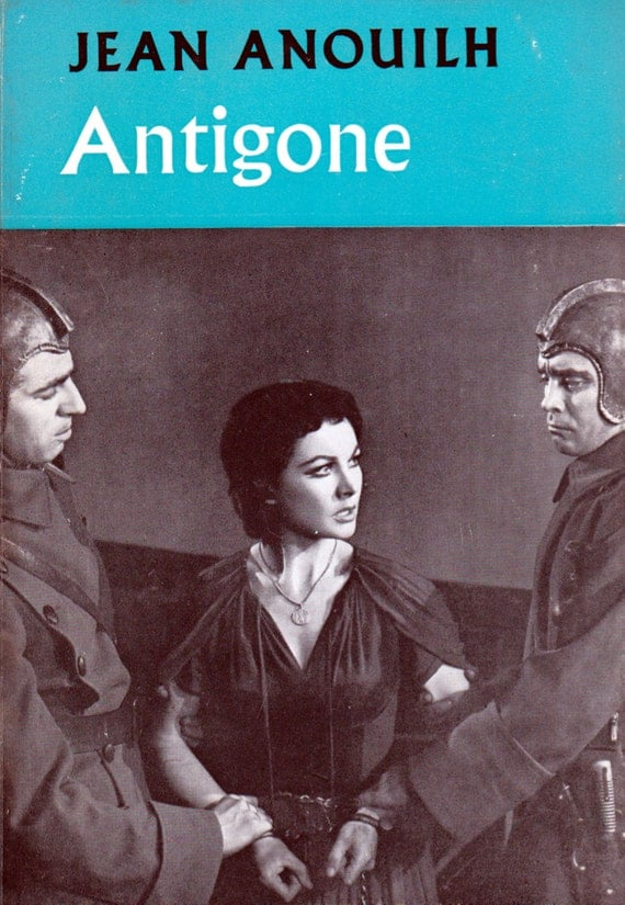 antigone jean anouilh essays Read this essay on dramatic analyses of antigone question: attempt a dramatic analysis of the play antigone by jean anouilh.