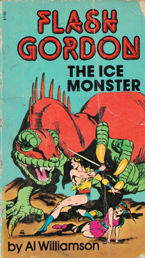 Flash Gordon - The Ice Monster by Al Williamson