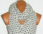 Infinity Scarves, Loop Scarf Circle Scarf Cowl Scarf ..woven scarf.Loop Infinity Scarves. Circle Scarf ,Womens Accessories.
