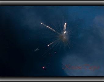 Fireworks in Fairbanks, Alaska (7), fireworks photography