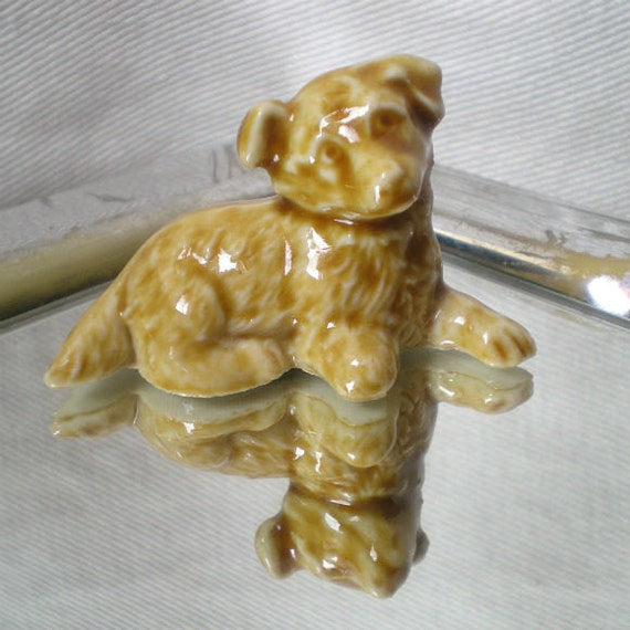 Wade Whimsie: Alsatian Puppy - Dogs and Puppies Series 1969-82