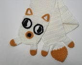 Sweet Babies It's an Adventure Time inspired Cake the Cat scarf