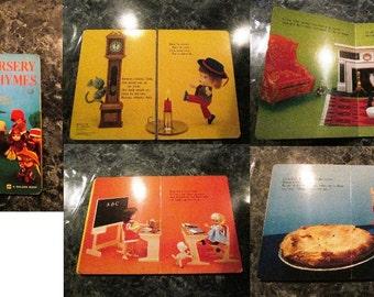 Golden Press Nursery Rhymes Board Book