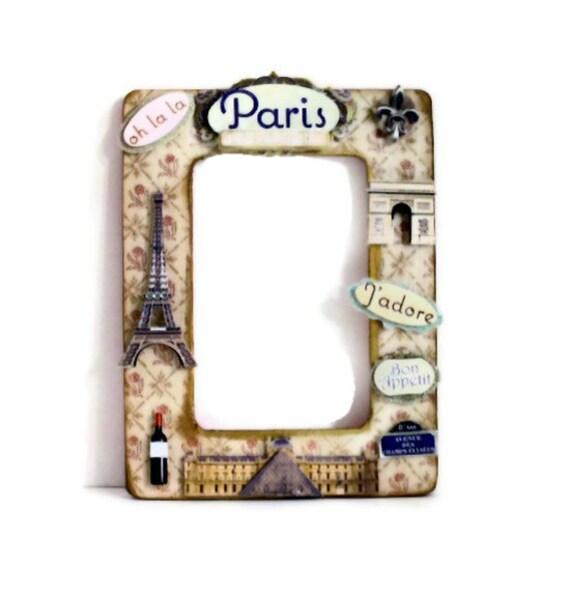 Famous Paris Photo Frame Inspiration - Ideas de Marcos - lamegapromo ...