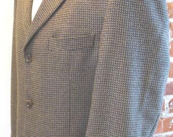 Pronto-Uomo Man's Sport Coat Made in Italy