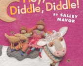Hey, Diddle, Diddle autographed board book