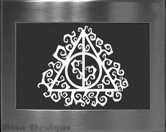 Popular Items For Harry Potter Sticker On Etsy
