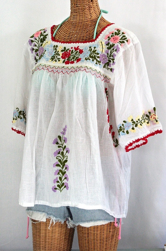 Where Can I Buy Mexican Blouses 115