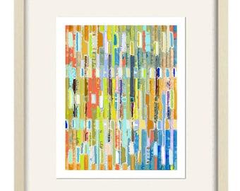 abstract art, modern art, orange bathroom art, beach house, modern house art, modern print, modern art print, poster abstract large wall art