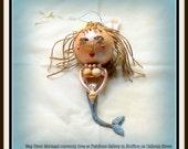the May River Mermaid Ornament