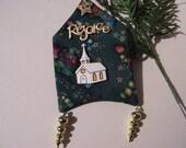 Rejoicing Church Ornament