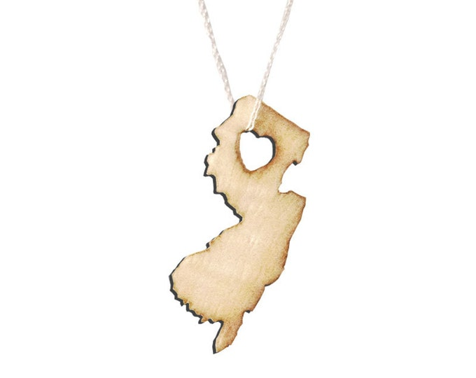 New Jersey Necklace