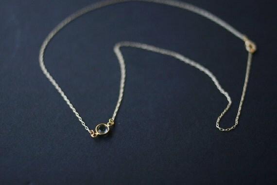 eunoia / swarovski pendant.