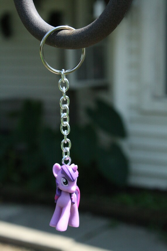 Twilight Sparkle Blindbag Keychain