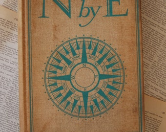 Vintage Book, N by E SALE!
