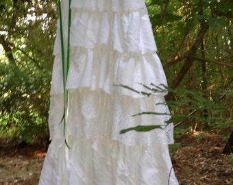 Upcycle Wedding dress