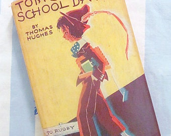 Tom Brown's School Days, book by Tom Hughes