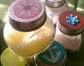 Sugar Body Scrub. Homemade. Free Shipping.