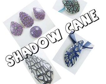 Shadow Cane Tutorial Polymer Clay