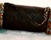 Faux Leather  Nap Mat