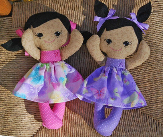Add Monogram to your doll