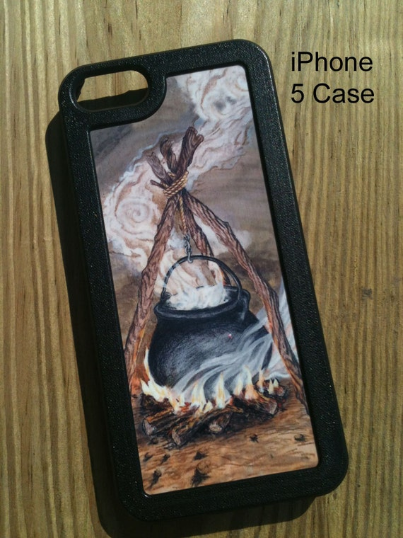 iPhone 5 Case Witches Cauldron